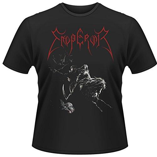 Emperor Herren T-Shirt, Gr. XL, Mehrfarbig