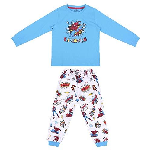 CERDÁ LIFE'S LITTLE MOMENTS 2200006335_T03A-C56 Juego de Pijama, Azul, 3 años para Bebés