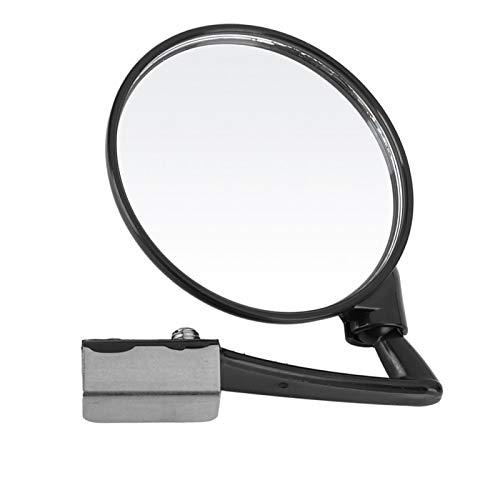 Espejo de punto ciego, asistente de espejo de punto ciego de la rueda delantera Gran angular ajustable de 360 ° para piezas modificadas del automóvil