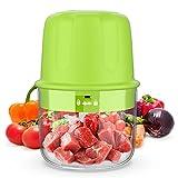 AUCHIKU Picadora de Alimentos, Picadora Eléctrica, Cortadora de Alimentos, Multifuncion(Carne,...