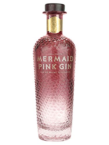 Mermaid Gin Small Batch PINK (1 x 0.7 l) 01220TA