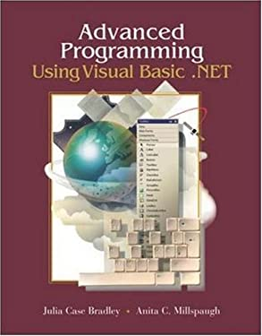 Advanced Programming Using Visual Basic .NET w/ 5-CD VB .NET software