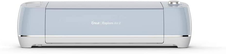 Blue Cricut Explore Air 2
