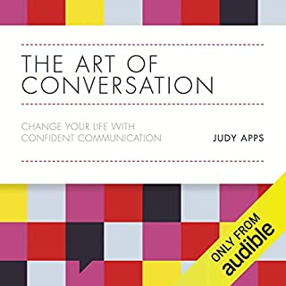 The Art of Conversation audiobook cover art