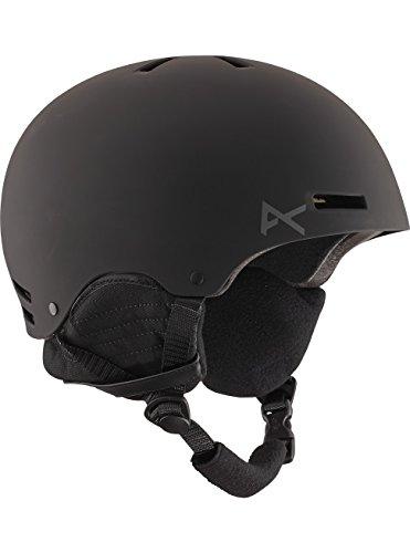 Anon Raider, Casco Snowboard Uomo, Nero, M (57-59 Cm)