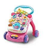 Vtech 80-505683 First Steps Baby Walker, Pink