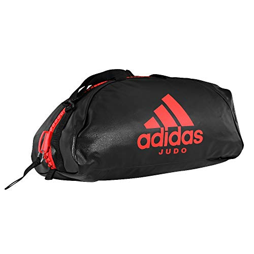 adidas 2in1 Bag Judo Black/solar red...