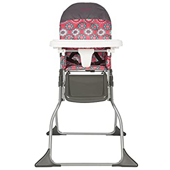 Cosco Simple Baby Fold High Chair, Posey Pop