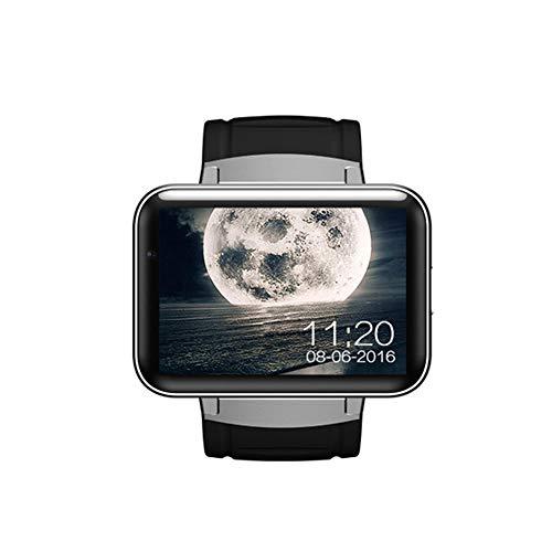 Elegante reloj de llamada Android 3G, pantalla táctil de 2,2 pulgadas con pantalla táctil de cuatro núcleos, teléfono con reloj de navegación GPS, soporte WIFI/videollamada ZDDAB