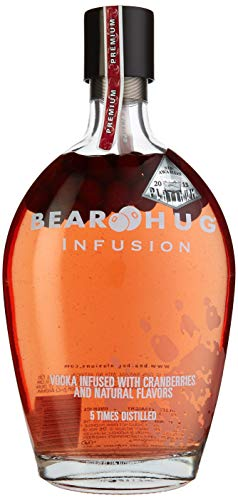 Bear Hug Infusion Cranberry Wodka (1 x 1 l)
