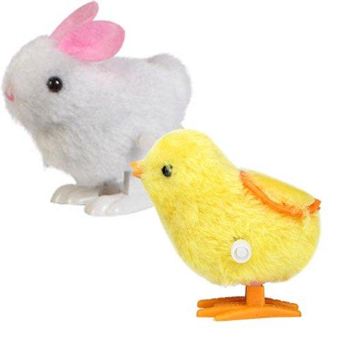 Jouets pour enfants,Xinan New Jouets enfants Chick et Bunny