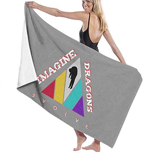 LOPEZ KENT Badhanddoeken Stel je draken voor Baby Grote Zachte Bed Strandhanddoek Lakenset Badkamer Accessoires
