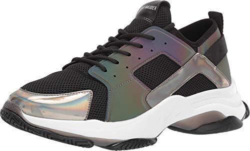 Steve Madden Modden Sneaker Black Multi 10.5
