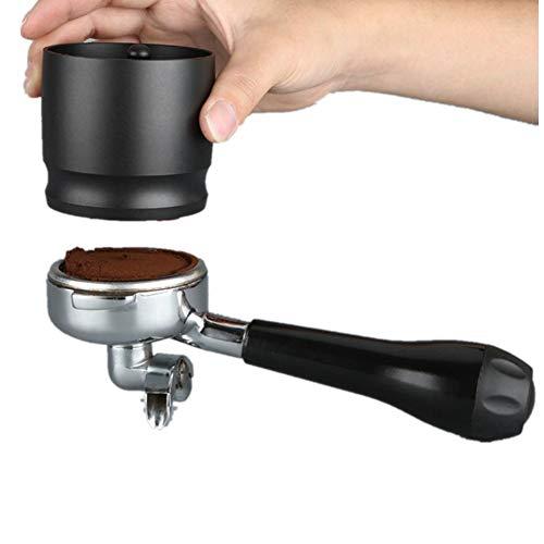 Doseerringen Koffiestamper, 58mm Aluminium Koffiepoeder Ontvanger Anti-Fly Dust Poeder Cup Koffiepoeder Dispenser Handvat Koffie apparaat Pers Koffie Gereedschap