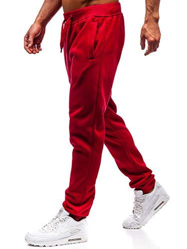 Fashion di Tuta BOLF Pantaloni Sportivi da Uomo 6F6 Cargo Jogger Cotone