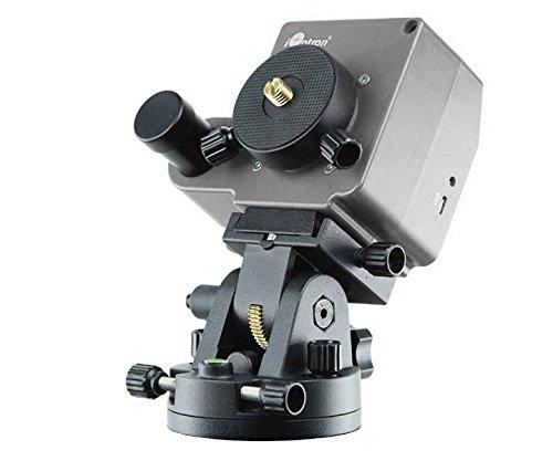 iOptron SkyTracker Pro Kameramontierung - eine kompakte Reisemontierung mit Nachführung für Mobile Astrofotografie mit Nachführung und Polsucher, io3322