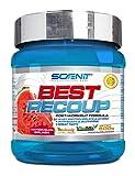 Best Recoup | Recuperador muscular para después del entrenamiento | Ciclismo, running o fitness | Enriquecido con vitaminas, proteínas, aminoácidos | 500 g | Sabor sandía | Recovery post entrenamiento