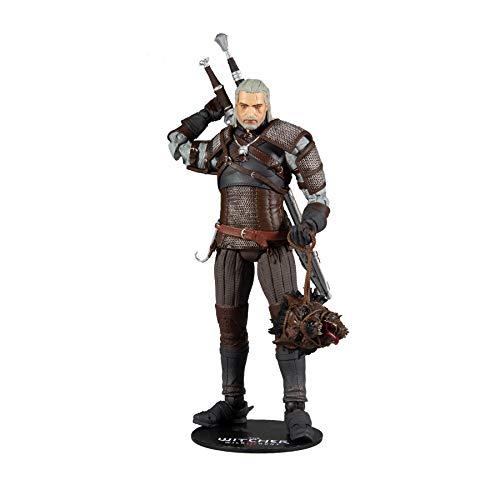 McFarlane Figura de acción Geralt 18cm, 13401-8