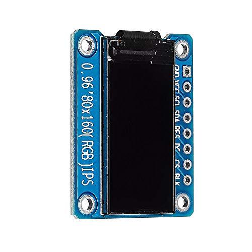 『AiHua Huang LDTR-DM33 0.96インチ7PIN HD色のIPS画面TFT LCDディスプレイSPI ST7735モジュール』の5枚目の画像
