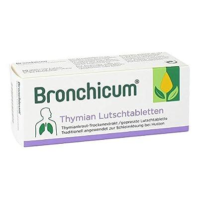 Bronchicum Thymian, 50 St [Badartikel]