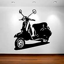 Amelie Prager amp0103/Stencil mit Motiv Vespa 20/x 30/cm