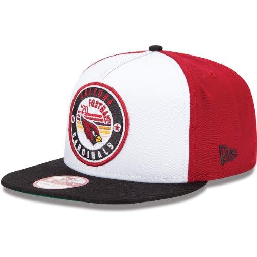 Men\\\'s New Era Arizona Cardinals Retro Circle 9FIFTY A Frame ...