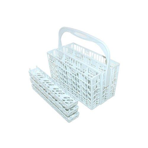 Panier à couverts pour lave-vaisselle Candy Hoover Zerowatt (Numéro de pièce authentique 49018009)