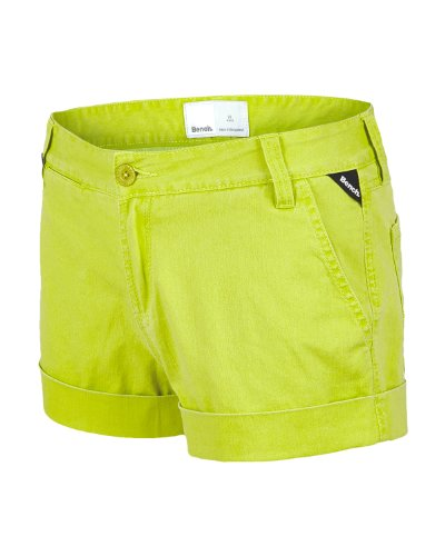 Bench Shorts Elstead Pantalons - Maternité, Vert (Sulphur Spring), 32 (Taille Fabricant: 30) Femme