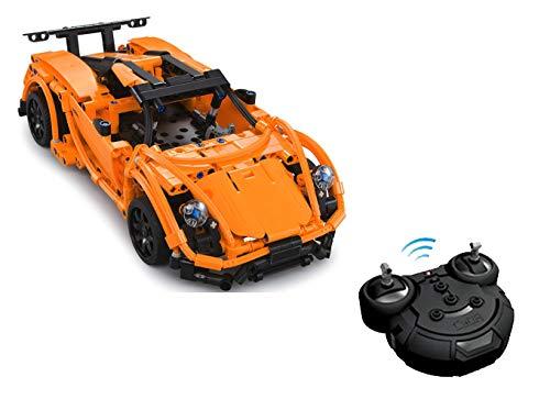 Modbrix Technik Bausteine 2,4 Ghz RC Auto 18er SuperSportwagen 421 Technic Teile
