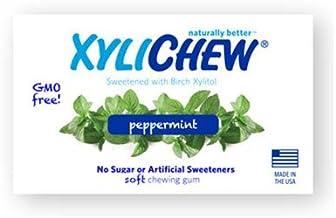 Xylichew Gum Peppermint 60 Pc Jar 60 Pc Case_4