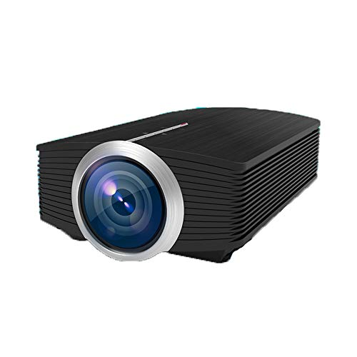 FANGSHUAI projector, hoge resolutie 800X480yg500 Home Entertainment-projector met PC Laptop USB TF AV VGA HDMI-ingang Mini Miniatuur Home LED HD 1080P-projector