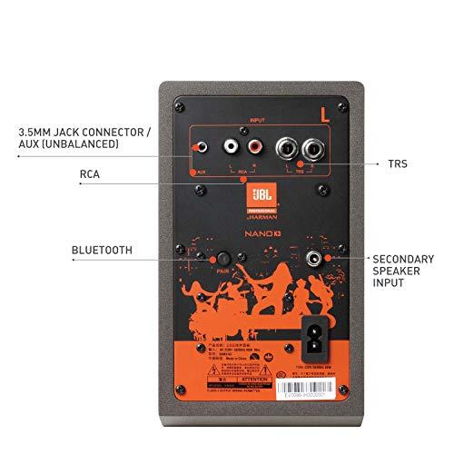"JBL Professional NANO K3-3"" Full-range Powered Monitor Pair"