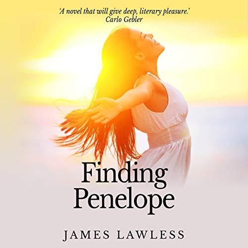 Finding Penelope audiobook cover art