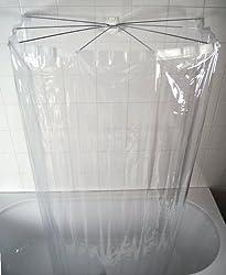 duschabtrennung badewanne 4 alternativen vorgestellt. Black Bedroom Furniture Sets. Home Design Ideas