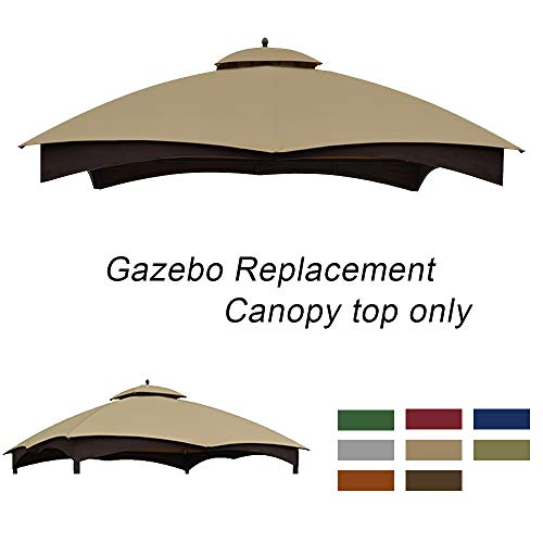10 x 10 gazebo replacement cover - 4