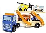 MOLTO- Camion Juguetes, Multicolor (21290)