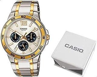 Casio Watch for Men [MTP-1300SG-7AV]