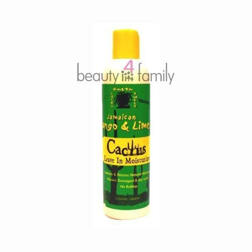 Jamaican Mango & Lime Cactus Leave-In Moisturizer, 8 Ounce by Jamaican Mango
