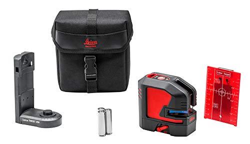 Leica Lino L2s - Kreuzlinienlaser mit innovativem magnetischen Adapter
