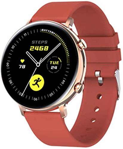 hwbq Nuevo Bluetooth Frecuencia Cardíaca Monitoreo de Presión Arterial Información de Llamadas al Aire Libre Fitness Impermeable Multifunción Multi-Deportes Reloj