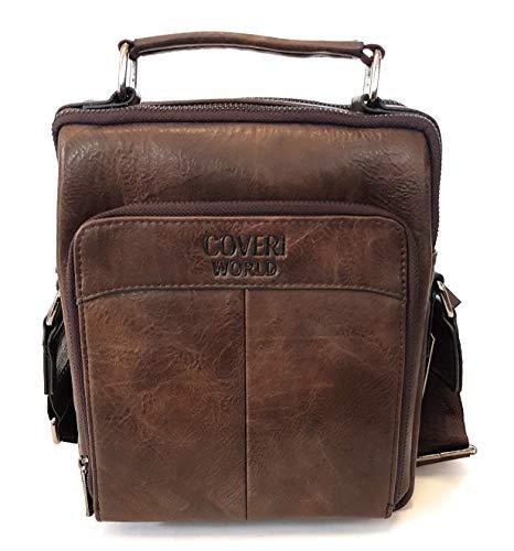 Coveri World Bolso hombre bandolera CW1910 Brown