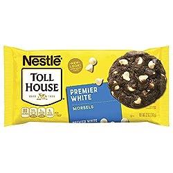 Nestle Toll House Premier White Morsels 12-Oz. Bag