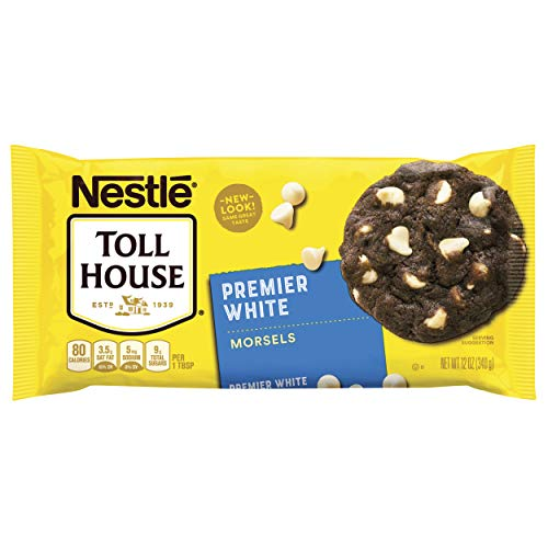 Nestle Toll House Premier White Morsels 12-Oz. Bag