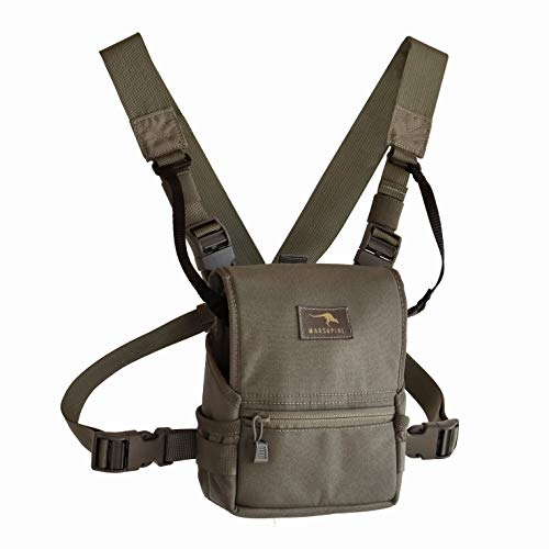 MARSUPIAL GEAR Binocular Pack (Foliage/Small)