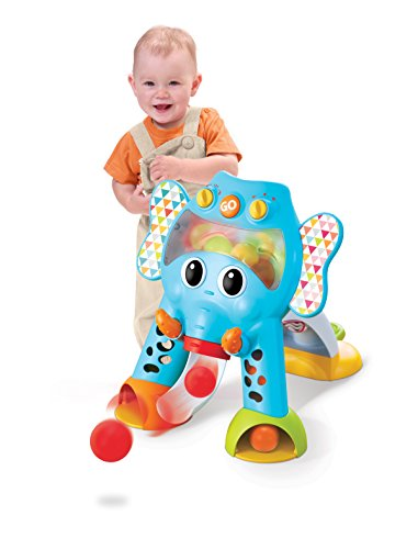 Infantino - Senso 3 in 1 Activity Elephant , color/modelo surtido