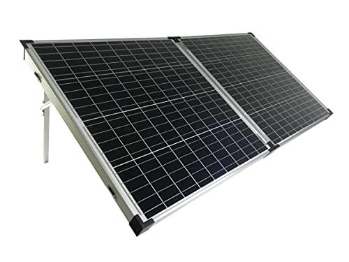 Solarkoffer Mobil 150 Watt Mono mit …