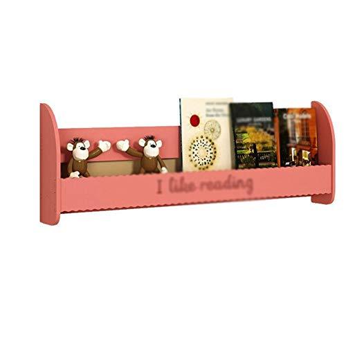 Qaz A muur boekenkast Bookshelf wandhaken type Libero Punch ophanging kleuterschool multifunctionele plank