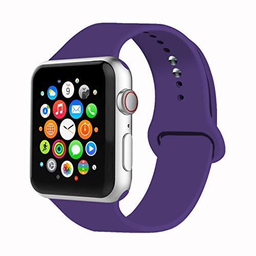 Top 18 apple watch bands 38mm women purple for 2020