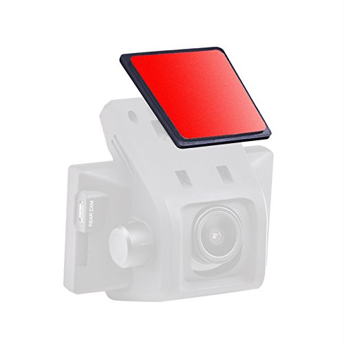Originale Halterung Halteplatte Befestigungsplatte für iTracker STEALTHcam Dash-Cam