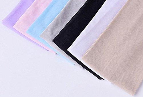 Dosige Arm Ärmel Armlinge Radsport Sonnenschutz Unisex Kühlung Armstulpe UV-Schutz für Basketball Golf Radsport 36cm - 6